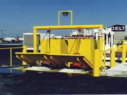 Trecan 40-SO, 40-Ton Stationary Snowmelter