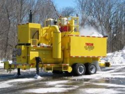 Trecan 60-PD, 60-Ton Portable Snowmelter