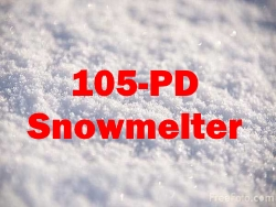 105-PD Snowmelter