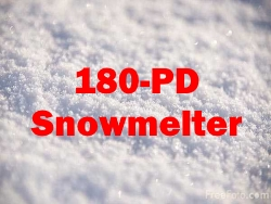 180-PD Snowmelter