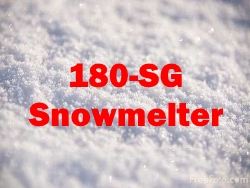Trecan 180-SG Snowmelter