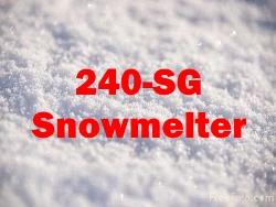Trecan 240-SG Snowmelter