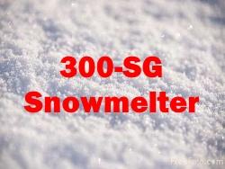 Trecan 300-SG Snowmelter